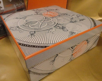 Authentic HERMES Large Box