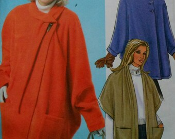 Wrap Sewing Pattern UNCUT Butterick B4363 Sizes 18w-24w Plus Size
