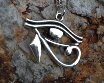 Eye of Horus - Silver or Antique Bronze