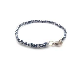 Bracelet homme macramé