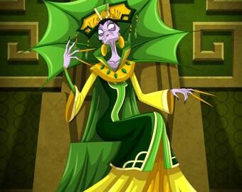 Ancient Earth Queen