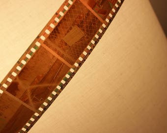 35mm Color Film Home Development