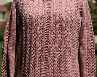 Roses and Lace Cardigan