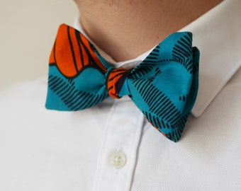 Bow tie adjustable Wax