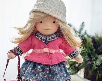 Waldorf doll Vera Winters