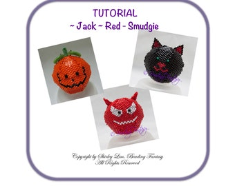 PDF Tutorial Instruction of Smudgie, Jack and Red