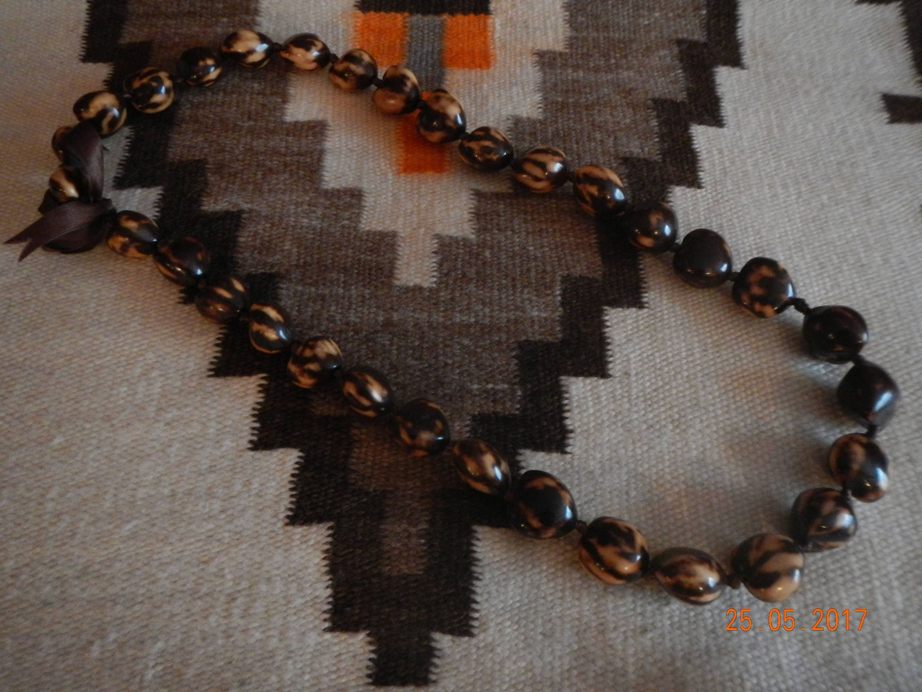 necklace fmf official products nut neckalce de porra la black mexico kukui sample