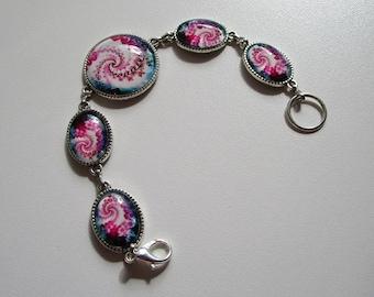 beautiful spiral bracelet