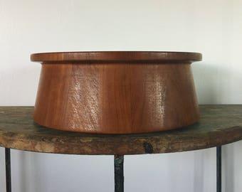 Vintage Dansk Teak Salad Bowl Designed by Jens Quistgaard
