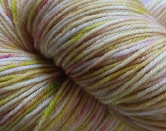 Potts point OOAK Oxley Base 80 merino 20 nylon sock yarn 373m 100g