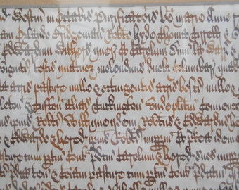 Medieval Script medieval caligraphy antique letter antique writing medieval