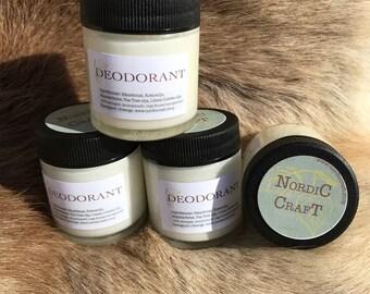 Natural Deodorant (30g)