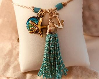 Crash boat bracelet
