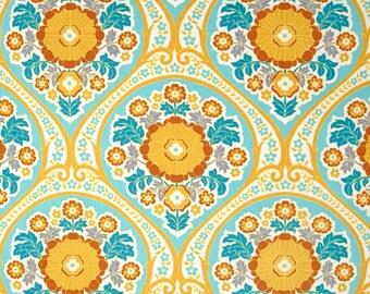 Atrium by Joel Dewberry -- Grace in Mint -- 1/2 YD