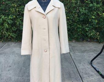 Cashmere Ladies Trenchcoat