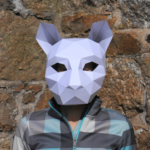 how to make a mask from home materials