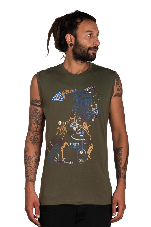 Led zeppelin mens tank sleeveless t shirt graphic shirt zoom biocorpaavc Gallery