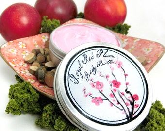Royal Red Plum - Whipped Shea Body Butter