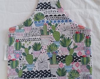 Cactus | Flat Bag | Market Bag | Project Bag