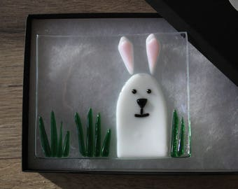Soap Dish / Spoon Rest - Bunny