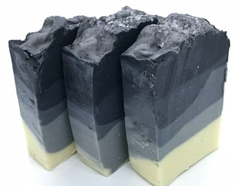 OMBRE' Soap for Men with Activated Charcoal