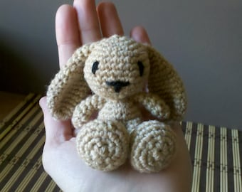 Pattern : Amigurumi Little Rabbit