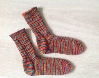 Socks 30/31 Gr. handknitted