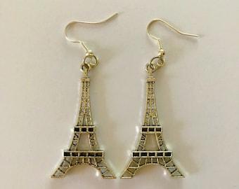"""Earrings """"Tour Eiffel"""""""