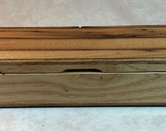 Watch Case-Eyeglass Case - Reclaimed American Chestnut - LB 166