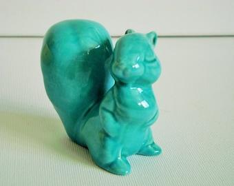 Anglia pottery squirral ornament