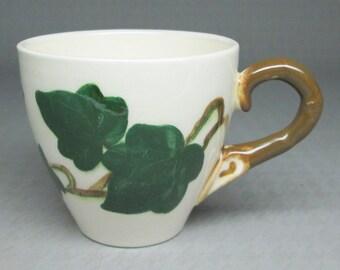 metlox poppytrail  IVY demitasse coffee cup