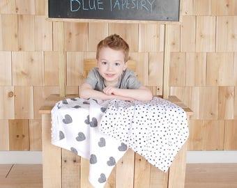 Baby Lovey Blanket, Security Blanket