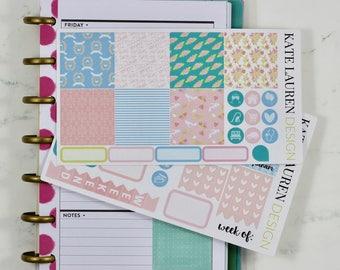 Wedding Kit for the Mini Happy Planner, Happy Planner Mini Kit, Mini HP Kit, HP Mini Kit, Wedding Stickers, Wedding Planner Stickers