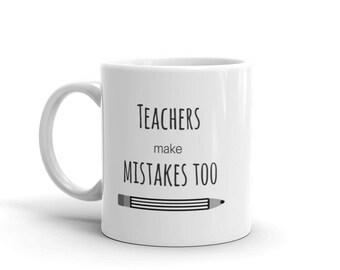 Teachable Moments Mug