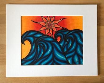 Tumbling Waves