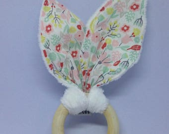 """Rattle """"Bunny"""" to ease the pain with sweetness!"""