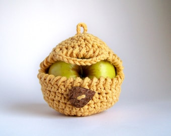 Crochet Pattern, Apple Cozy Crochet Pattern, Apple Cover, Fruit Cozy Pattern, Apple Sweater, Easy Crochet Patterns Beginner Crochet Patterns