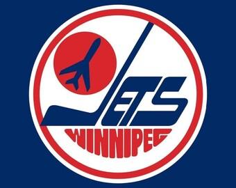 3 X 5  Winnipeg Jets flag