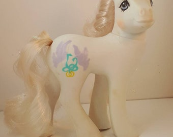 My Little Pony G1 Bride Pony (k)