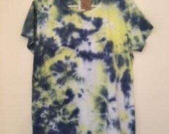 Ladies XL Tie Dye T-Shirt