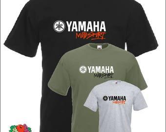 Yamaha Moto Sport T-shirt for Yamaha fans Motorcycle shirt