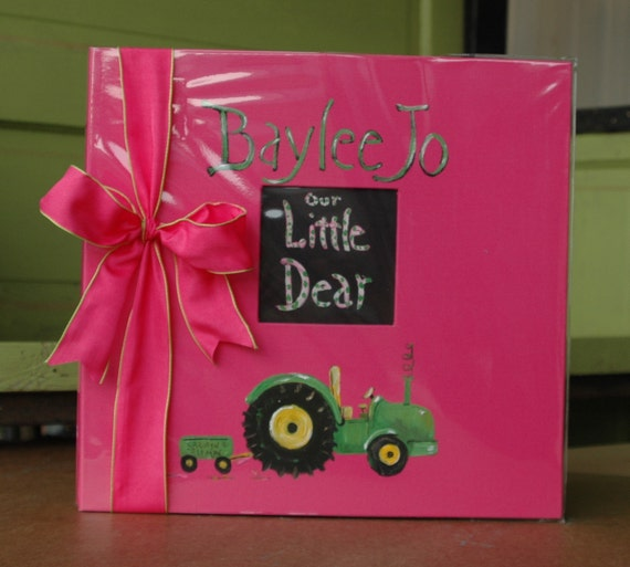 Our Little Dear Baby Memory Book