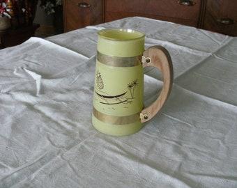 Vintage Yellow Siesta Ware Mug