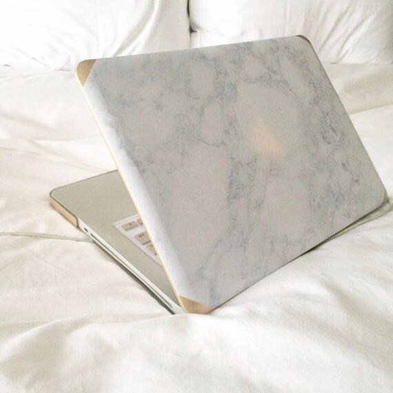 White Marble Macbook Macbook Case Macbook Pro Case Macbook