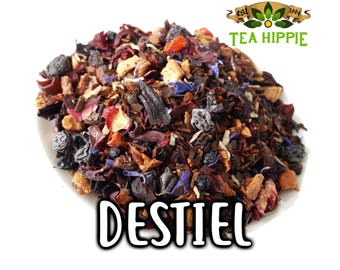 50g Destiel - Loose Herbal Tea (Supernatural Inspired)