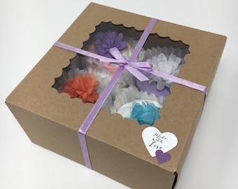 Baby Girl Onesie Cupcakes, Baby Shower Gift, Unique Baby Gift, Baby Girl Gift, New Baby Gift, Baby Gift for Girl