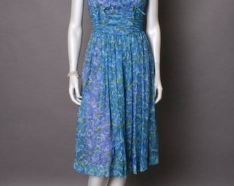 50's cocktail dress, Gr. 34