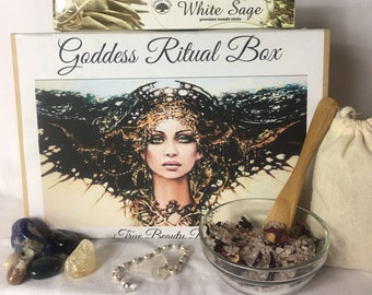 The Goddess Ritual Box