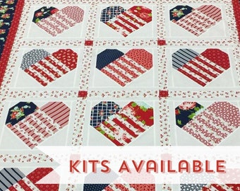 Close to my Heart Kit In The Good Life by Bonnie and Camille pattern by MtnRoseDesigns