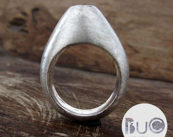 Ring Silver Chevalier